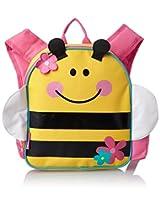 Stephen Joseph Little Girls' Mini Sidekick Backpack
