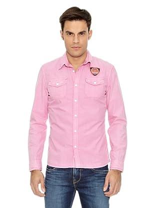 Pepe Jeans London Camisa Dub (Rosa)