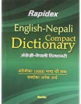 Rapidex English-Nepali Compact Dictionary (Nepali)