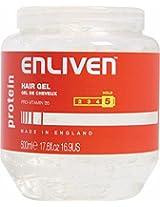 Enliven Hair Gel Protein 500ml
