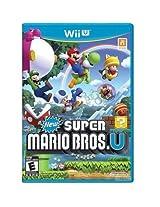 Wii U New Super Mario Bros