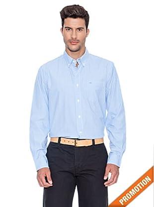 Dockers Camisa Manga Larga Perfect Work (Hafley)