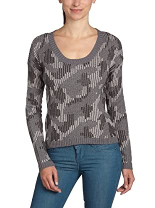 ONLY Pullover, Camouflage (Mehrfarbig (ASH Patterm))