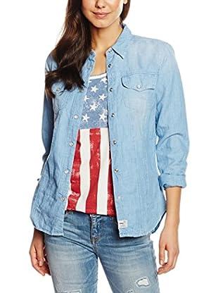 Blauer USA Hemd Denim