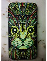 GVC 2015 SHINES IN DARK LIMITED EDITION 3D cute Cartoon Animal world CAT Phone Case Cover For LG NEXUS 5 E980 : CAT