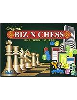 Ajanta Original Biz -N- Chess (Multicolour)