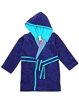 Snuggles Full Sleeves Infant Hooded Bath Robe