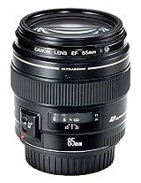 Canon EF 85mm f/1.8 USM Prime Lens for Canon DSLR Camera