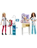 Barbie Careers Playset Assortment, Multi Color