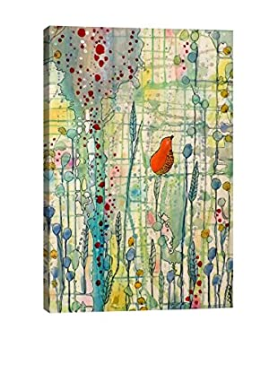 Sylvie Demers Gallery Alpha Wrapped Canvas Print