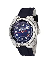Sector Analog Blue Dial Men's Watch - R3251177035