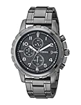 "Fossil Men's FS4721 ""Dean"" Stainless Steel Watch"