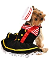 Anit Accessories Sweetheart Sailor Dog Costume, Large 20-inches