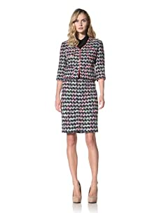 Jonathan Simkhai Women's Tweed Jacket (Candied Tweed)