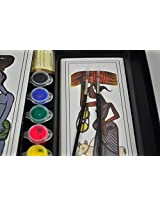 santha painting folk art of orissa educational activity kit