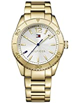 Tommy Hilfiger Analog White Dial Women's Watch - TH1781268J