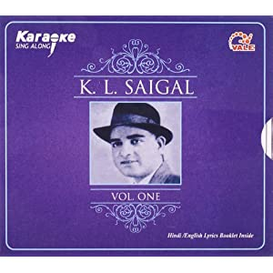 K. L. Saigal - Vol. 1
