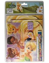 Disney Fairies Stationery Set, 11-Piece
