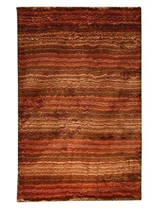 MAT The Basics Delhi Rug, Orange, 5' x 8'