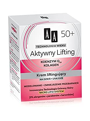 AA Cosmetics Tagescreme Technology Wieku 50+ 50 ml, Preis/100 ml: 29.9 EUR