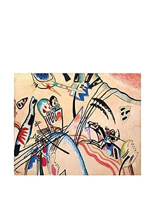 LegendArte Panel Decorativo Improvisación de Vassily Kandinsky