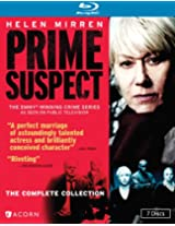 PRIME SUSPECT: THE COMPLETE COLLECTION (BLU-RAY)