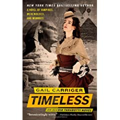Timeless (The Parasol Protectorate)
