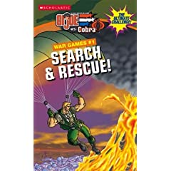Search & Rescue: War Games 1 (G. I. Joe)