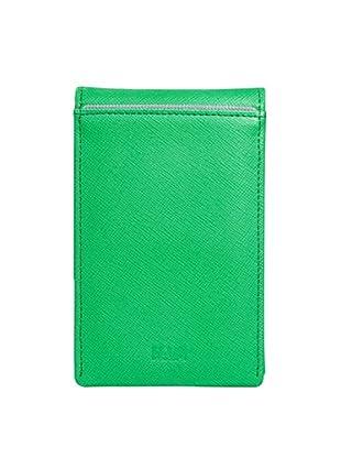 Nava Design Blocco Note Saffiano (Verde)