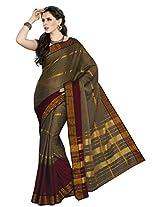 Aadarshini Women's Cotton Saree (110000000084)