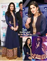 Katreena Kaif Bollywood Replica Suit By Get Style At Home KSAS-635