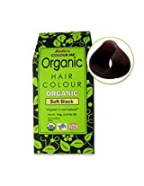 Radico Organic Hair Color Black, 100g