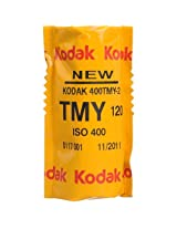 KODAK TMY 120 T-MAX 400 PROFESSIONAL BLACK & WHITE NEGATIVE (PRINT) FILM