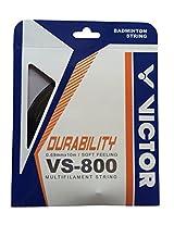 Victor VS-800 Badminton String (Black)