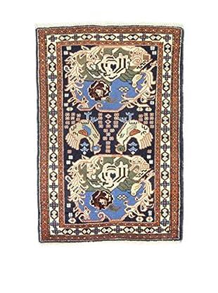 Eden Teppich   Ardebil 68X100 mehrfarbig