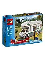 Lego City Great Vehicles - Camper Van