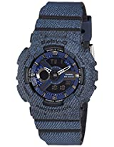 Casio Baby-G Analog-Digital Blue Dial Women's Watch - BA-110DC-2A1DR(BX048)
