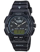 Timex Iron Man Analog Black Dial Men's Watch - T5K202