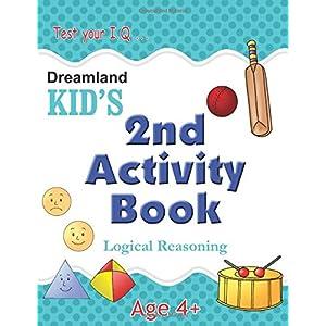 2nd Activity Book - Logic Reasoning (Kid's Activity Books)