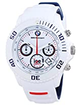 Ice Watch Chronograph White Dial Men's Watch - BM.CH.WE.BB.S.13
