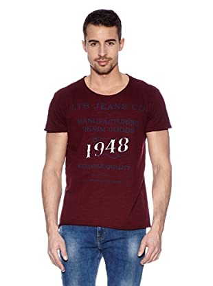 LTB Jeans T-Shirt Bison (Old Wine)