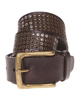 Pepe Jeans London Cinturón Ivylon (Marrón Oscuro)
