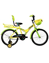 BSA Champ Rocky Junior 20 Inch (Yellow Green)