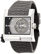 Fastrack Mean Machine Analog Grey Dial Mens Watch - 3065SP03