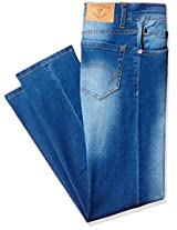 Cherokee Men's Tapered Jeans