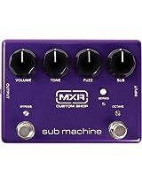 MXR CSP210 Custom Shop Sub Machine Octave Fuzz Guitar Effect Pedal
