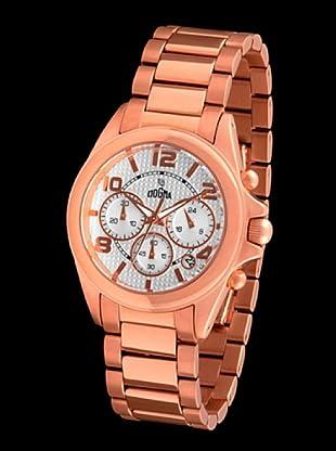 Dogma CRONO300 - Reloj de Caballero movimiento de quarzo con brazalete metálico oro rosa