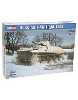 Hobby Boss Russian T-40 Light Tank Building Kit