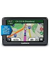 Garmin nuvi 2455LMT 4.3-Inch Portable GPS Navigator with Lifetime Map & Traffic Updates (Certified Refurbished)