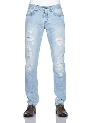 7 for all mankind Jeans Chad (Blu)